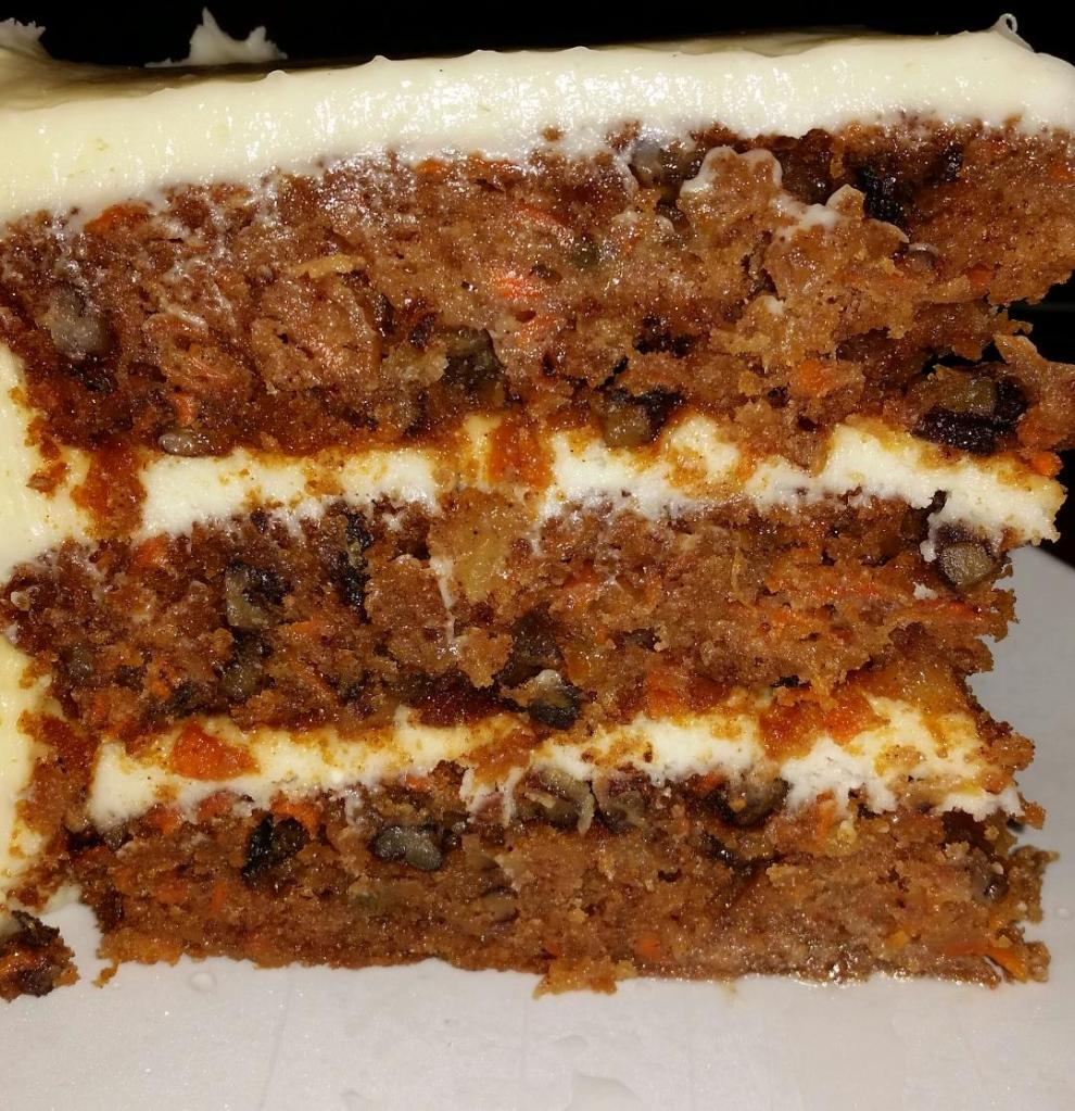 Carrot Cake so yummy