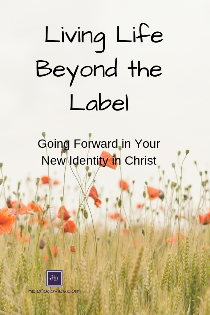 Beyond the Label. Three women who lived life labeled...until they met Jesus.