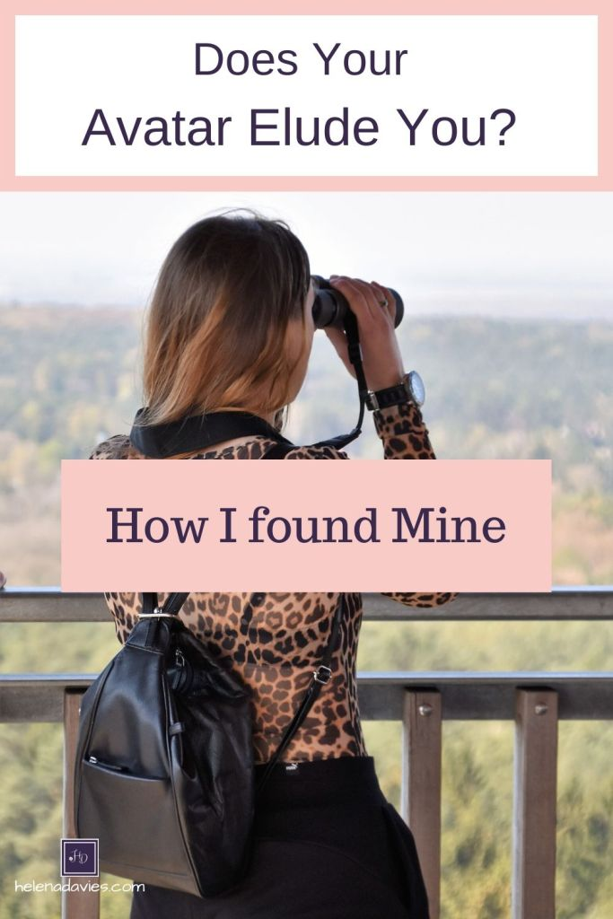 My avatar eluded me. Does yours? The struggle is real. Read how I found mine. I hope it encourages you in your search for yours.